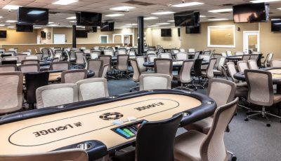 Explore The Lodge Poker Club 3D Model