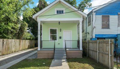 8718 Green St, New Orleans, LA 3D Model